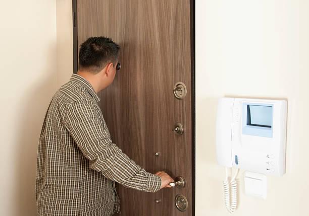 πλήρης πόρτα ασφαλείας